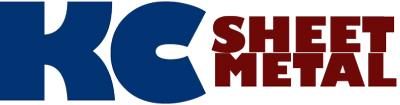 KC Sheet Metal Mobile Retina Logo